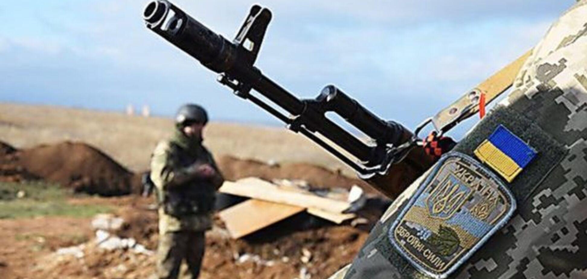 На Донбассе ликвидировали террористов