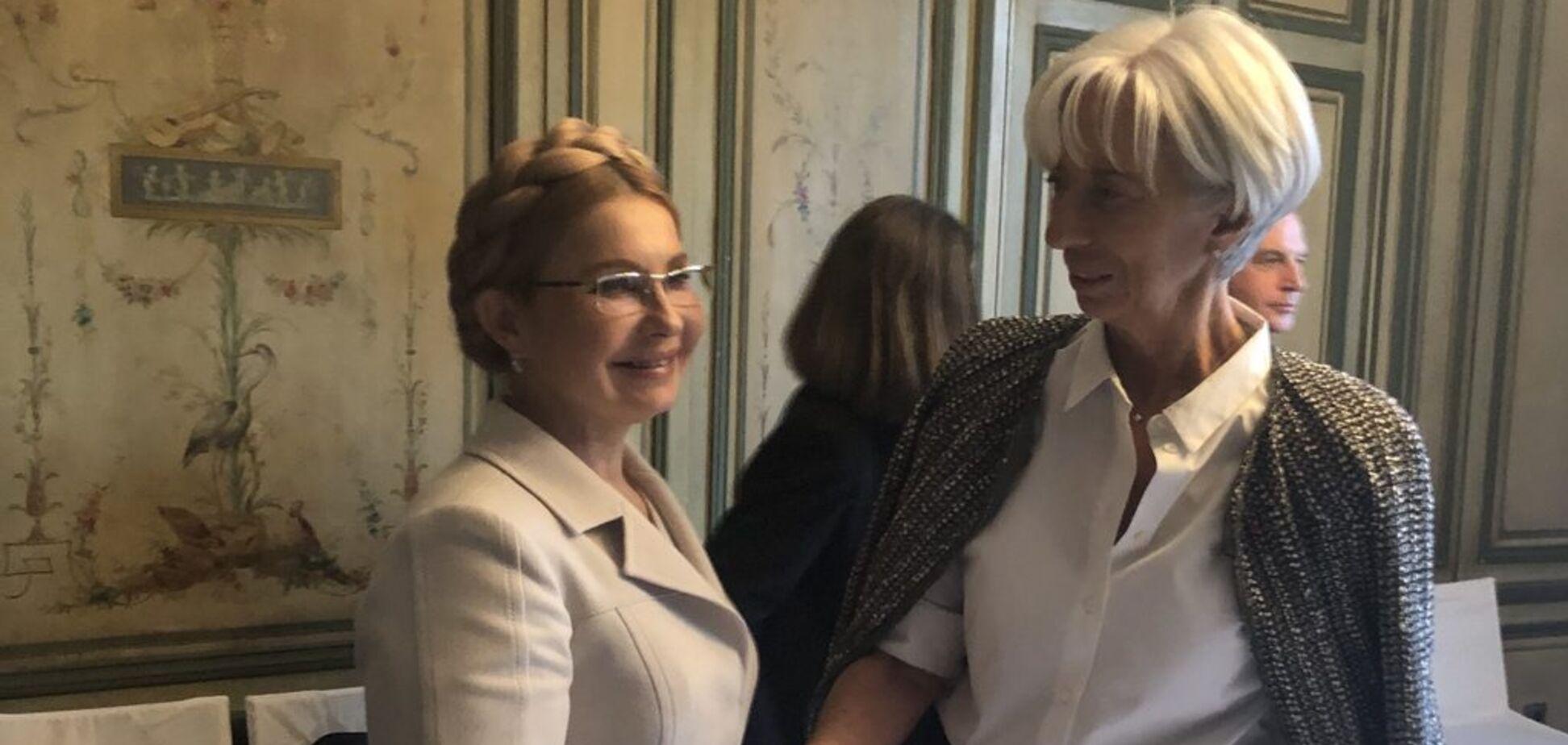 У Тимошенко заявили, что МВФ готов к переговорам о снижении цены на газ