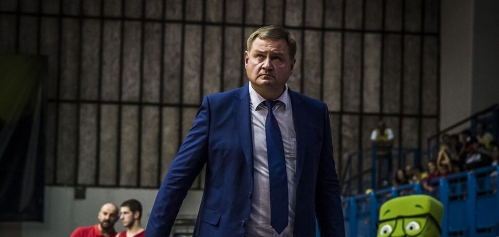 Украина - Черногория: Мурзин рассказал о подготовке к КМ по баскетболу