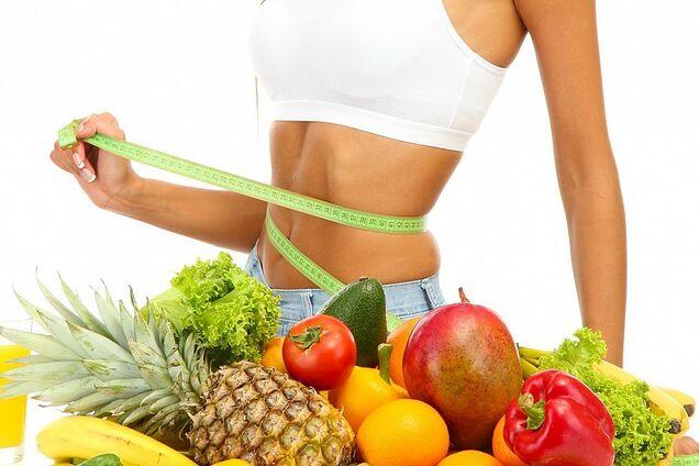 диета снизить вес языка