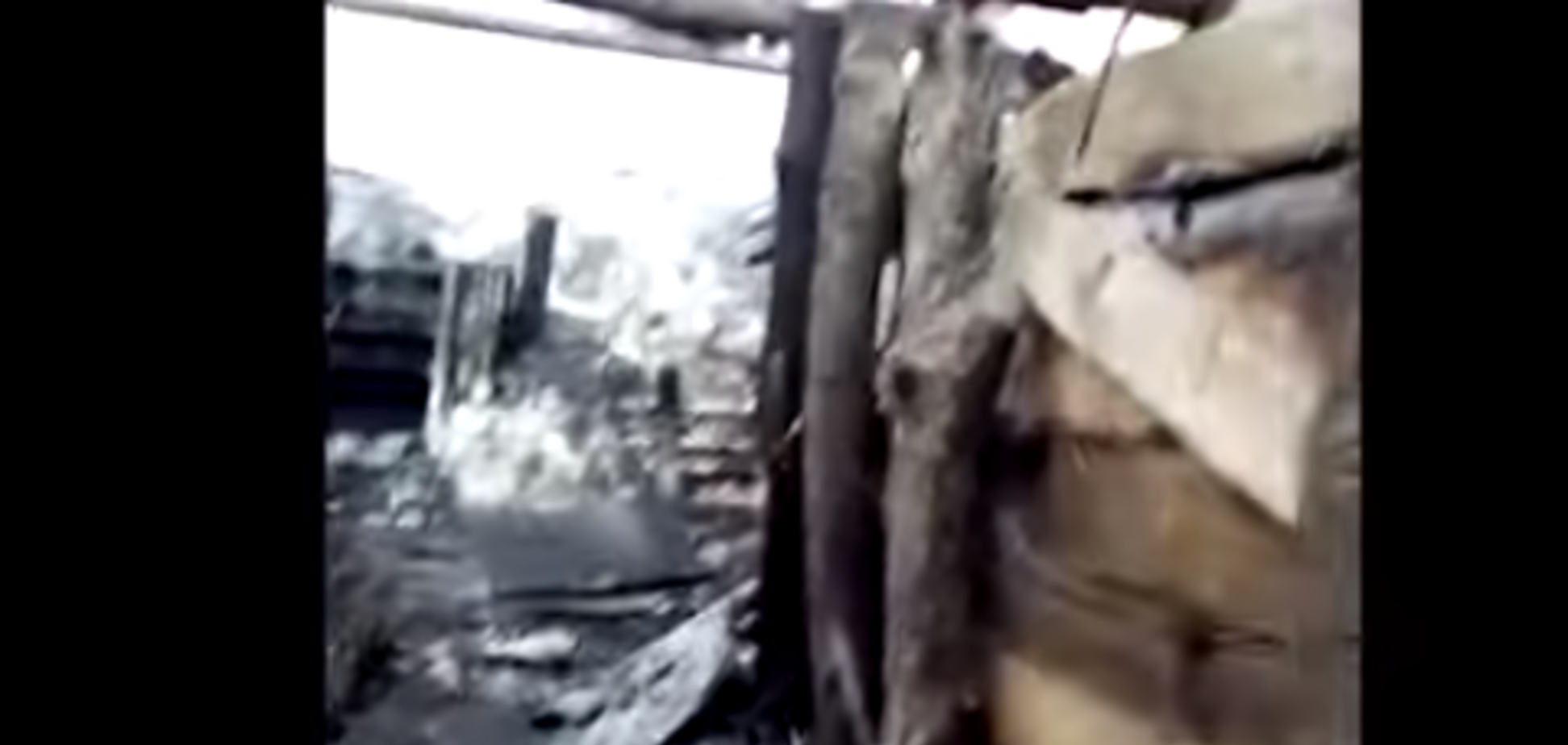 ''Нажерлися горілки, спалили бліндаж!'' У терористів на Донбасі сталася прикра неприємність