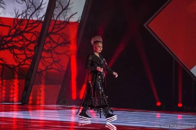 """""""На старт, внимание, марш!"""" Как отреагировала сеть на выступление KiRA MAZUR в полуфинале Нацотбора"""