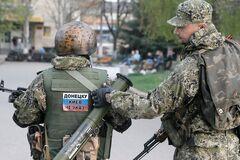''Прийшли з Росії'': в Україні оцінили сили окупантів на Донбасі