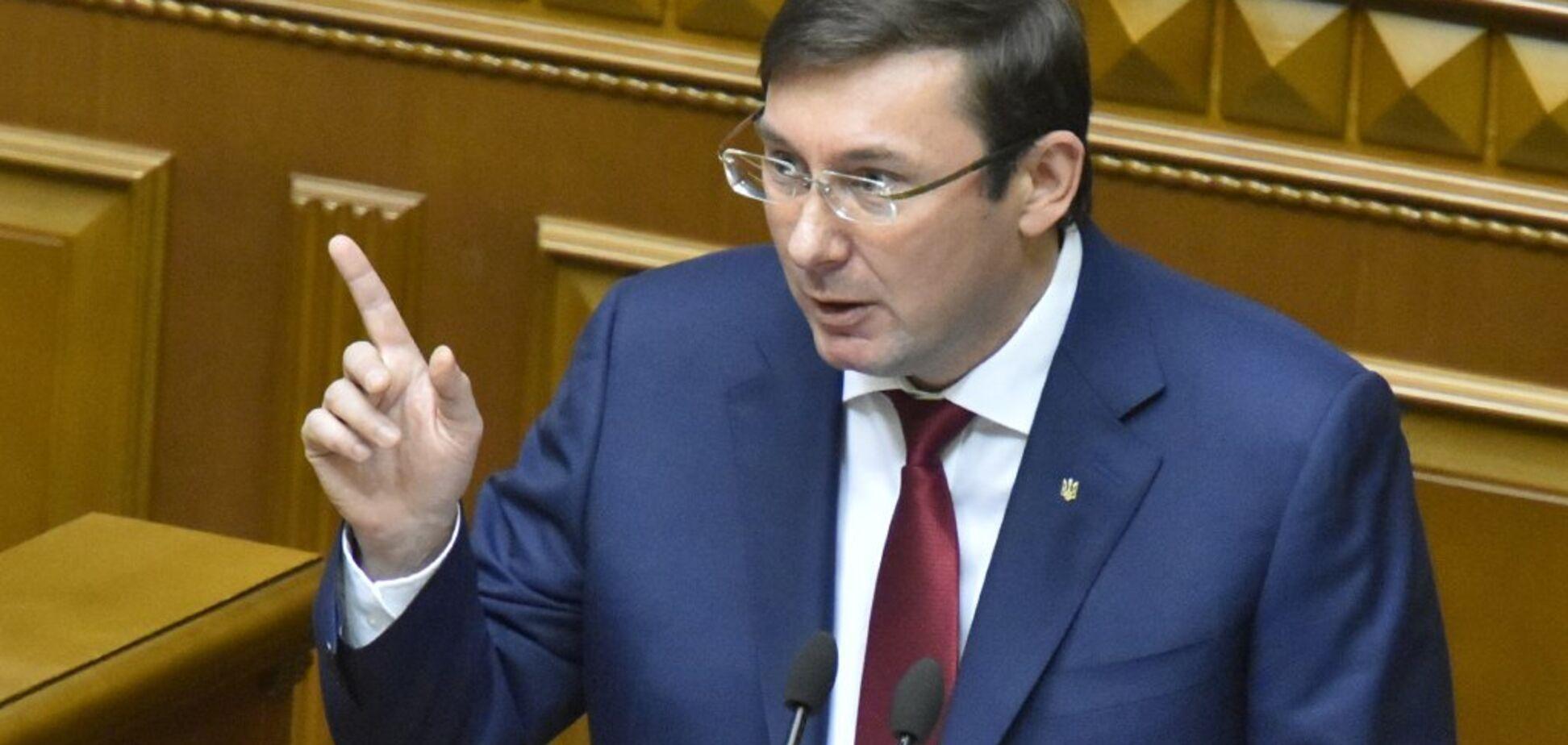 Выборы в Украине: Луценко объяснил, когда и за что можно задерживать агитаторов