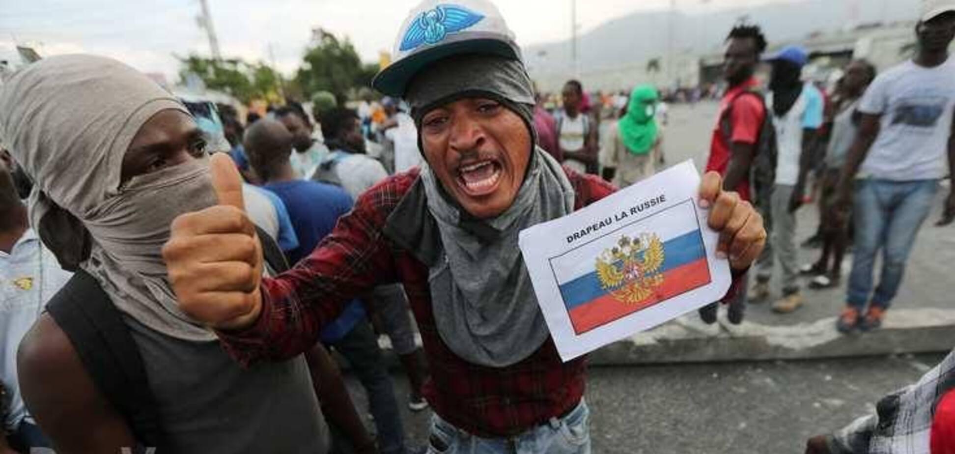 Гаїті новини