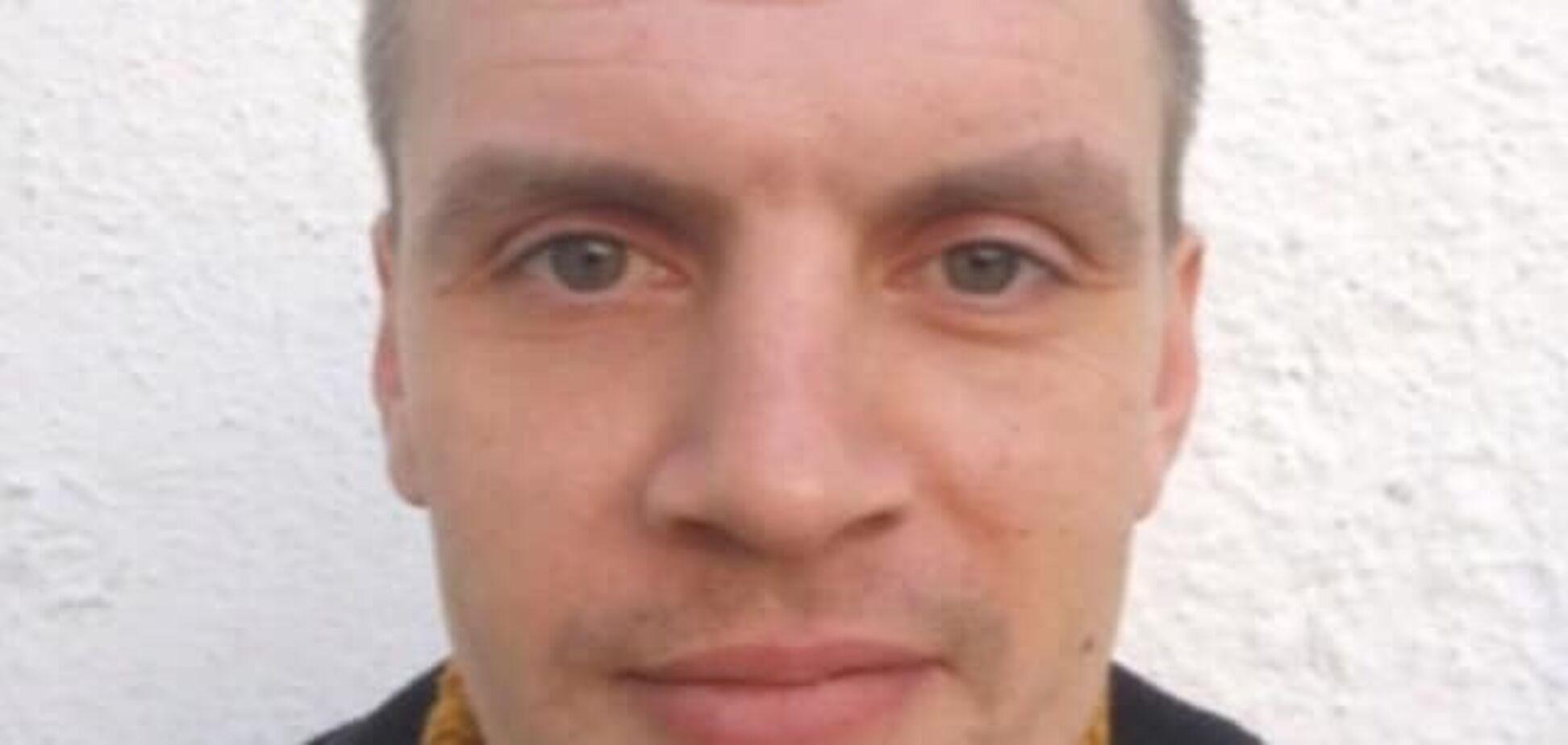 В Киеве объявили в розыск сбежавшего из тюрьмы преступника: опубликовано его фото