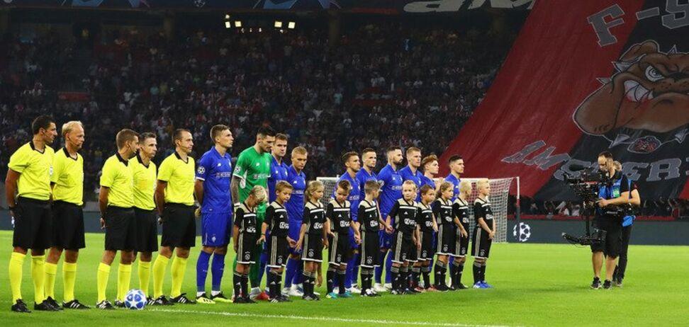 Динамо — Олімпіакос: де дивитися онлайн матч-відповідь плей-офф Ліги Європи