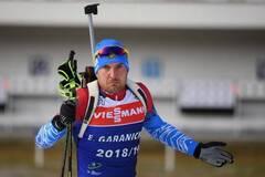 У Росії запропонували стратити біатлоніста збірної, котрий запізнився