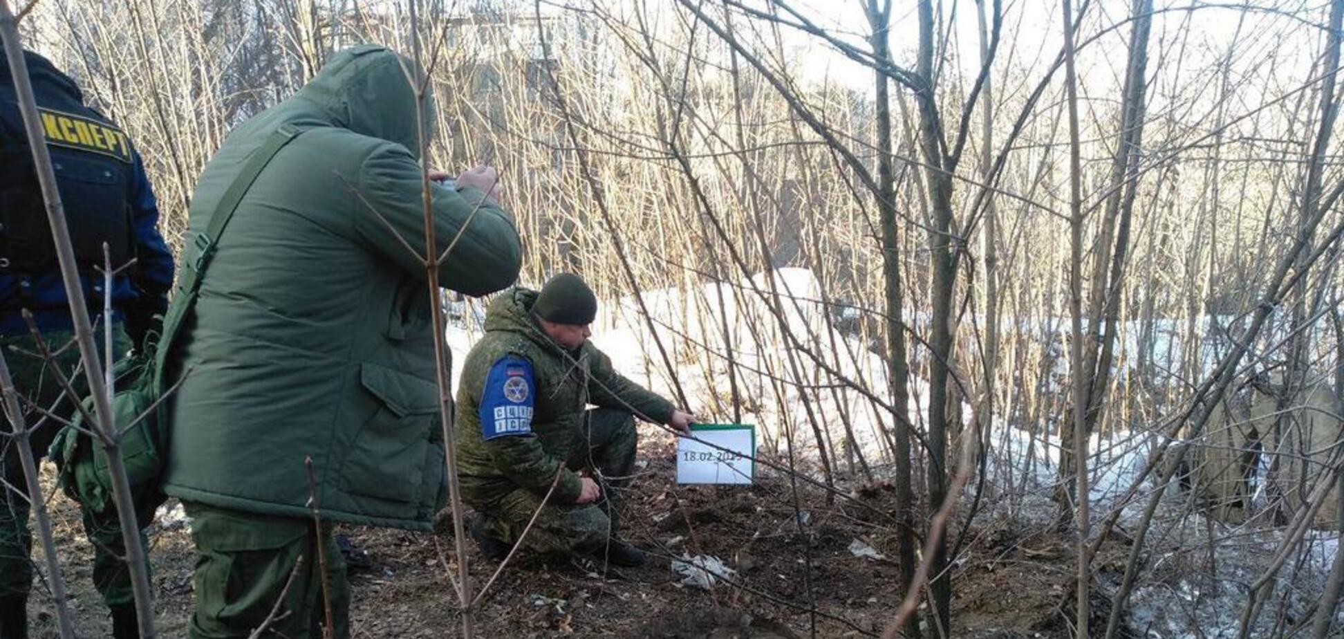 У Донецьку пролунали вибухи: опубліковані перші фото