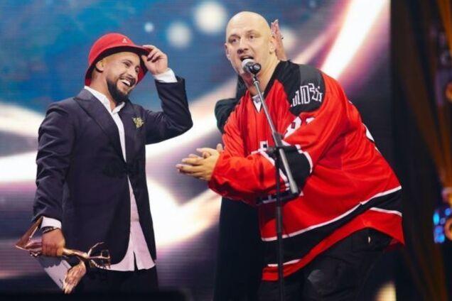 ''Дима, верни мне деньги'': Потап и Монатик поспорили в эфире ''Голосу країни''