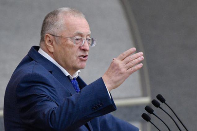 ''Выгнать немедленно!'' Жириновский наехал на Лазарева из-за Украины