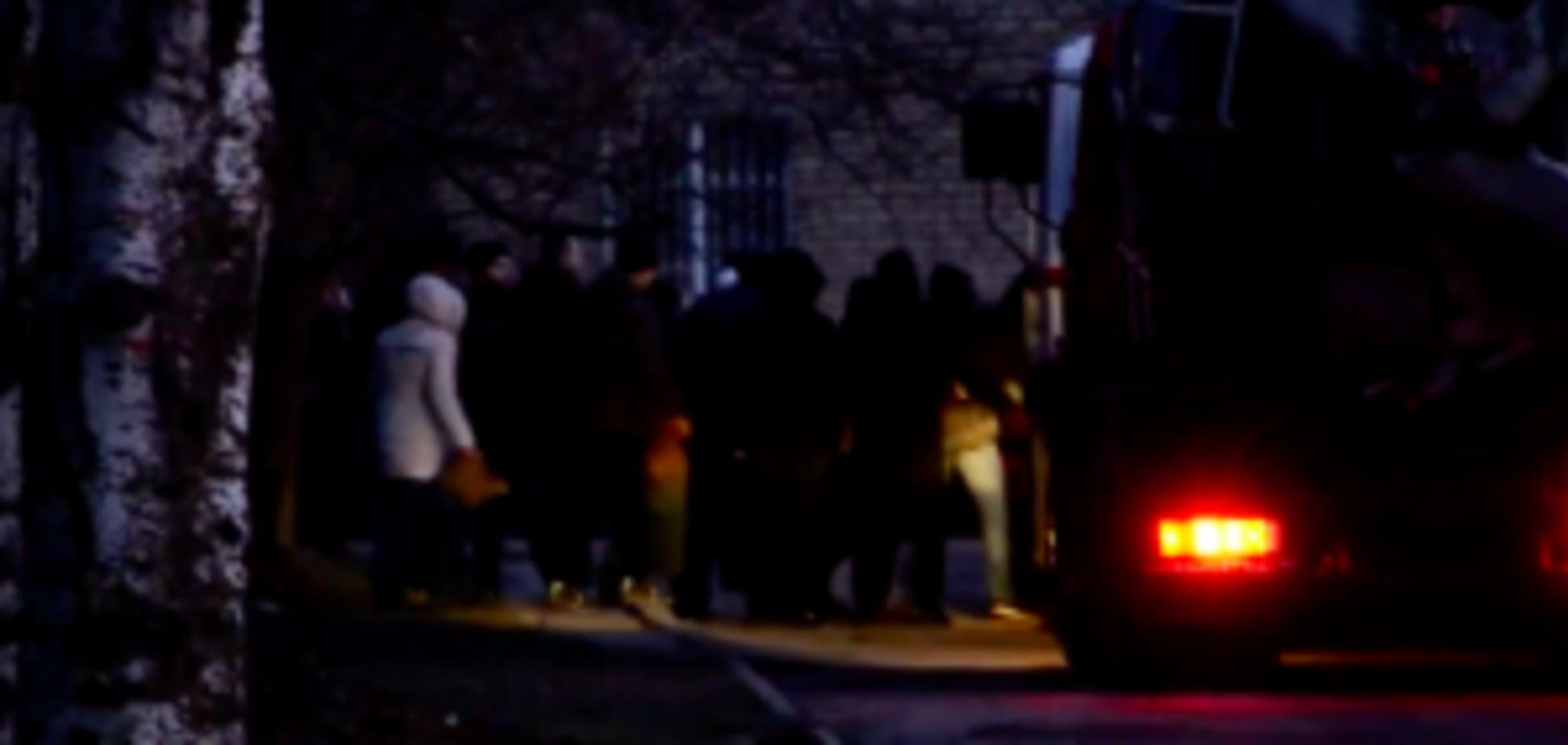 В Запорожье произошла серьезная потасовка между местными жителями и охранниками строящегося жилкомплекса (ФОТО, ВИДЕО)