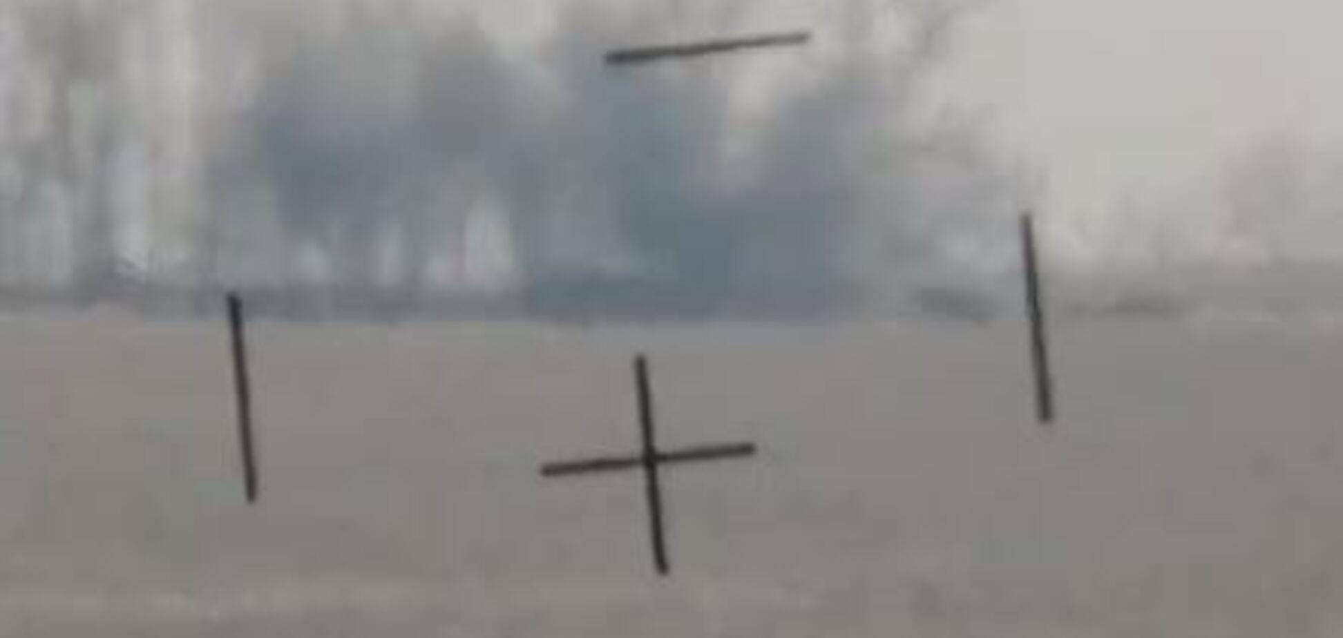 'Шмакі-бум зараховано!' У ЗСУ показали потужне відео знищення позиції 'Л/ДНР'