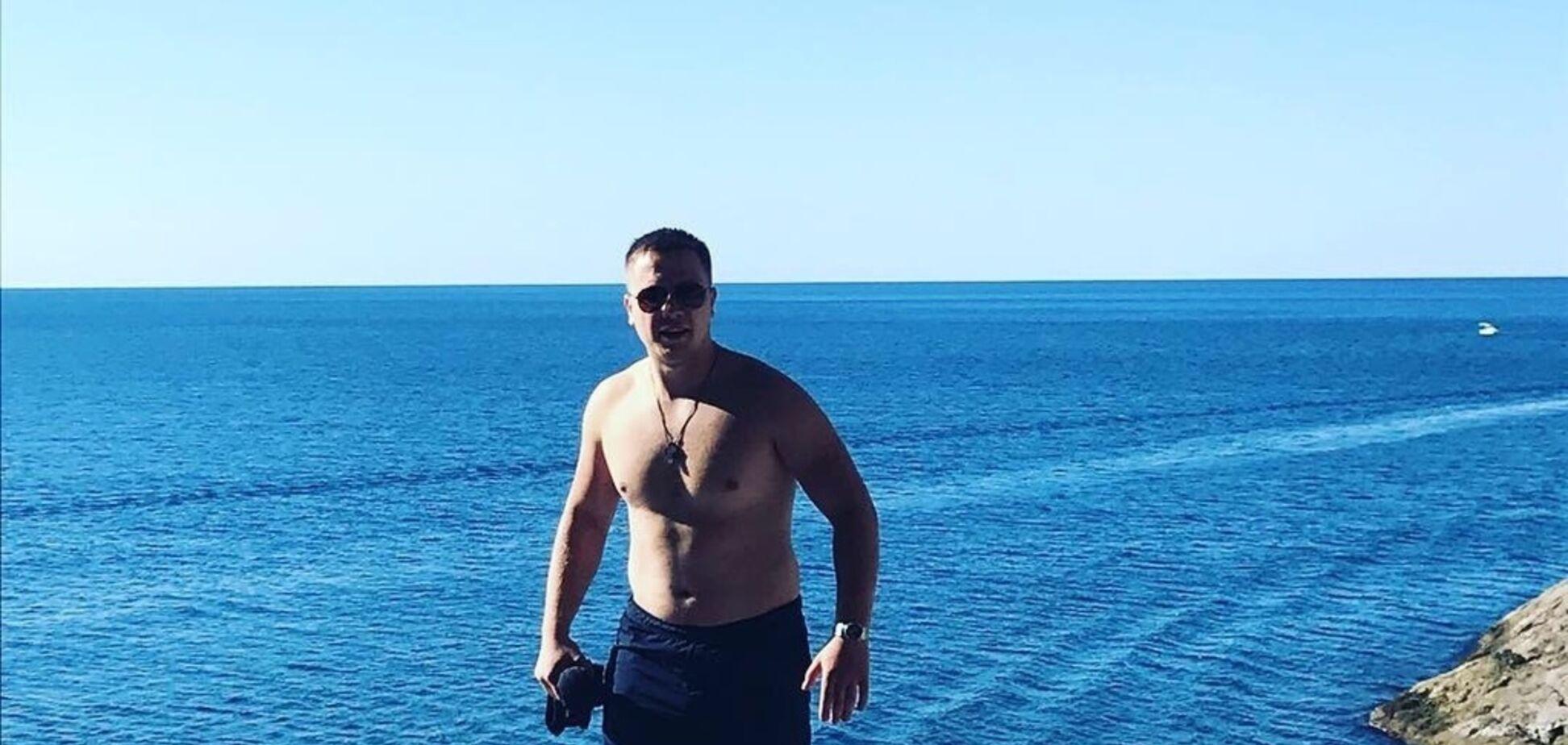 Чемпиона России убил пожилой вахтер: момент попал на видео