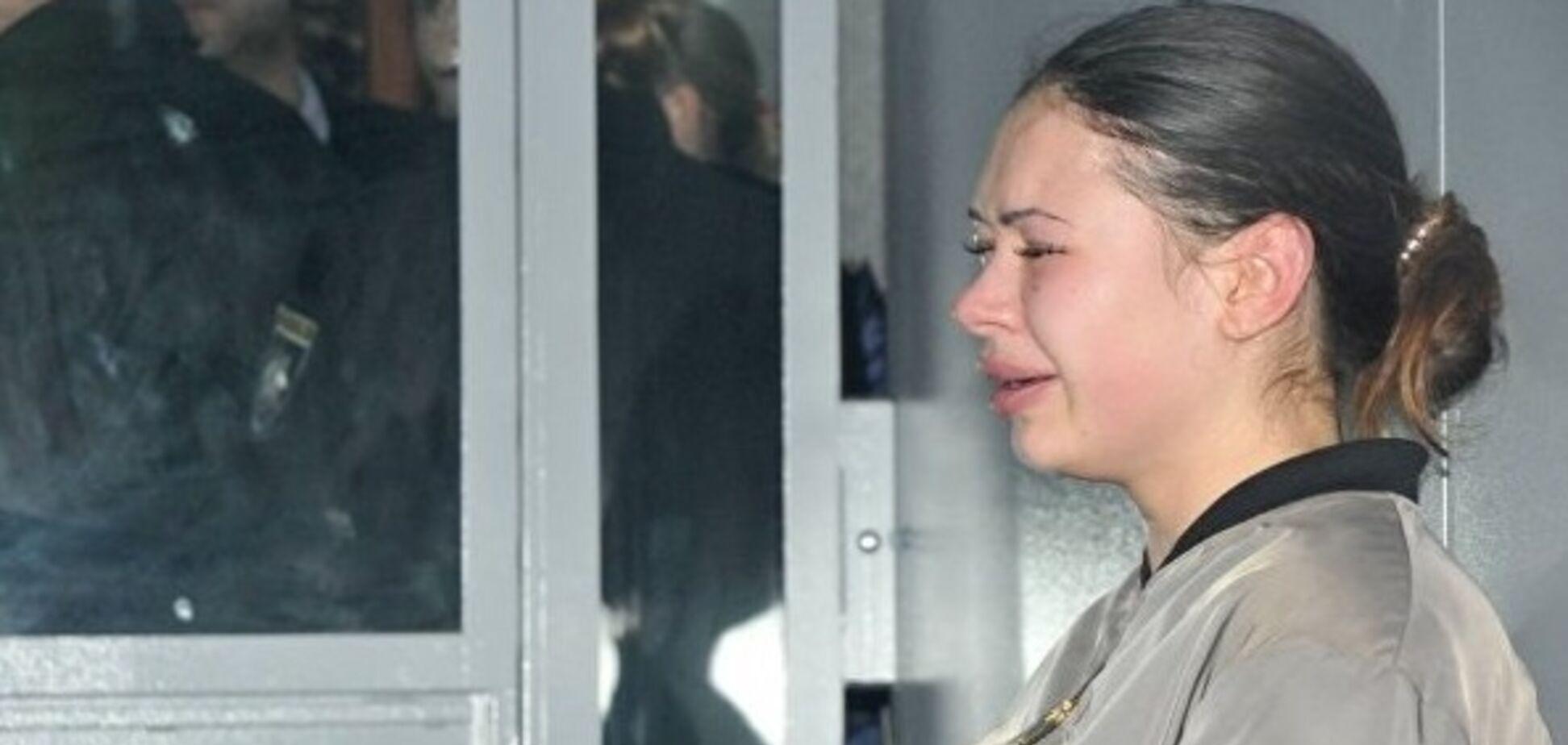 'Щиро каюся': Зайцева повністю визнала вину в кривавій ДТП