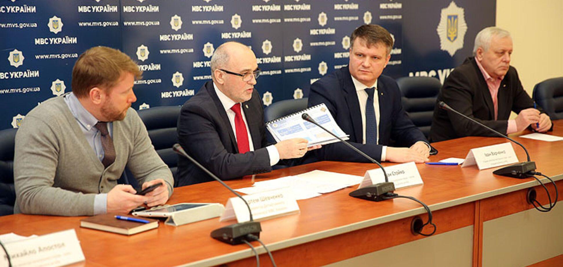 Вибори в Україні: в поліції склали плани безпеки для всіх областей