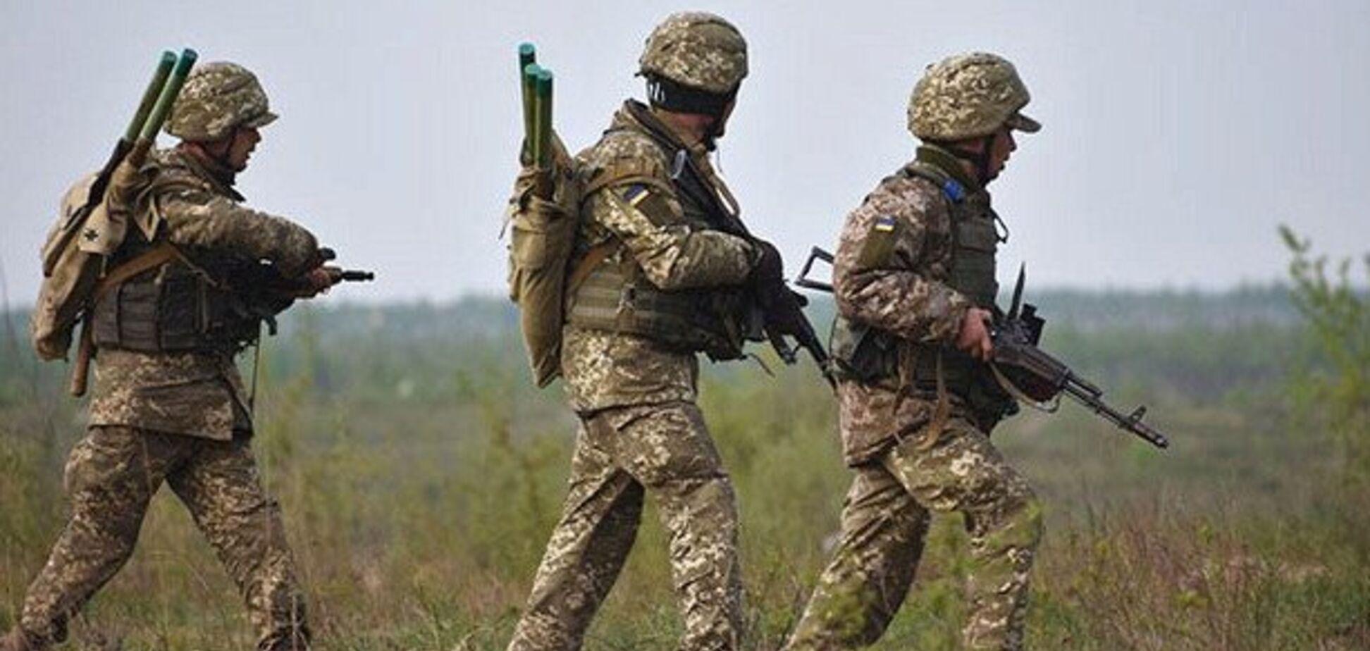 Бойцы ВСУ подорвались на минах? ''ЛНР'' разразилась сенсацией