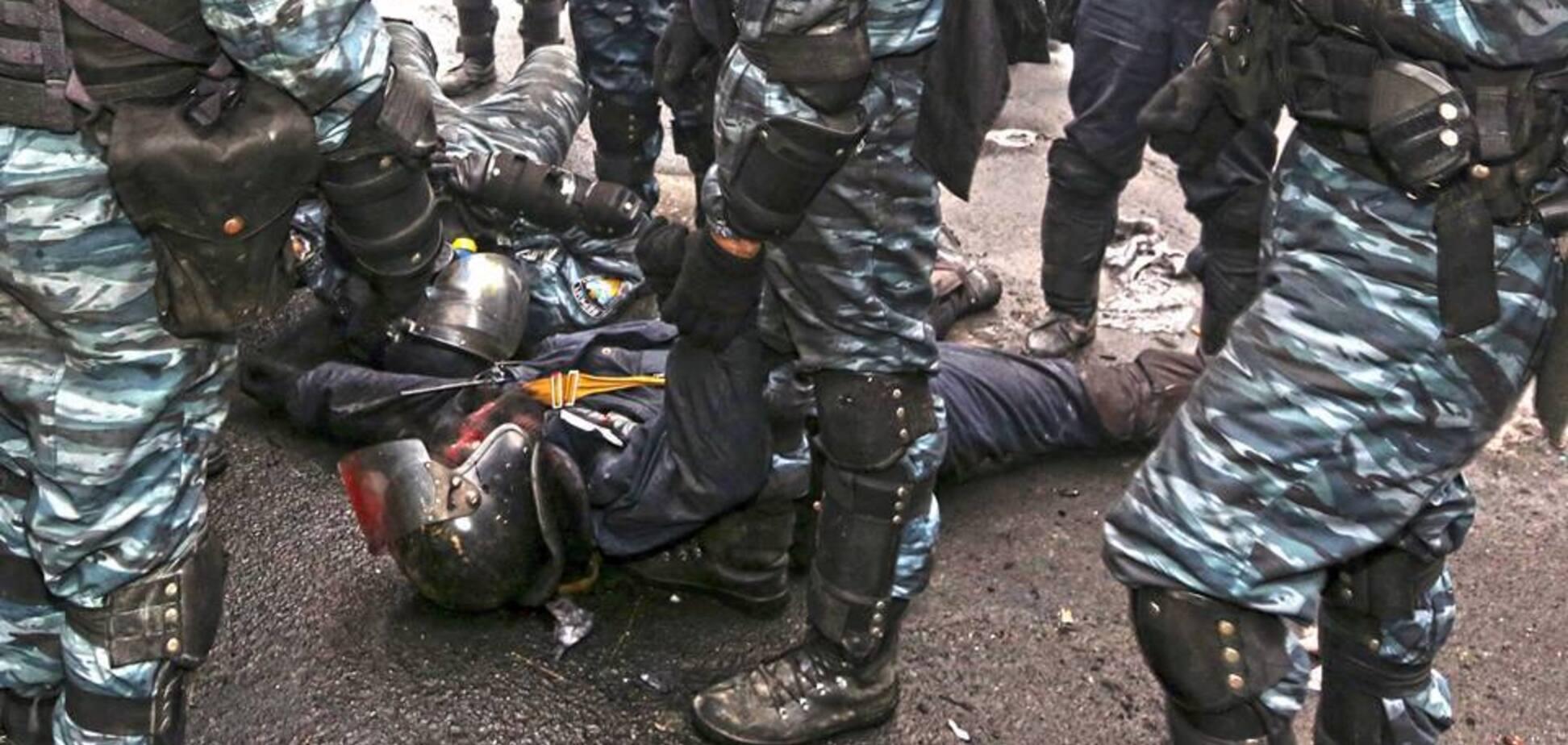 Перед расстрелом Майдана: опубликованы уникальные фото 'Беркута' 2014 года