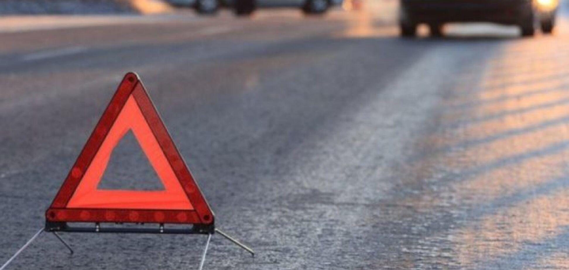 В Запорожье водитель маршрутки сбил 18-летнего парня