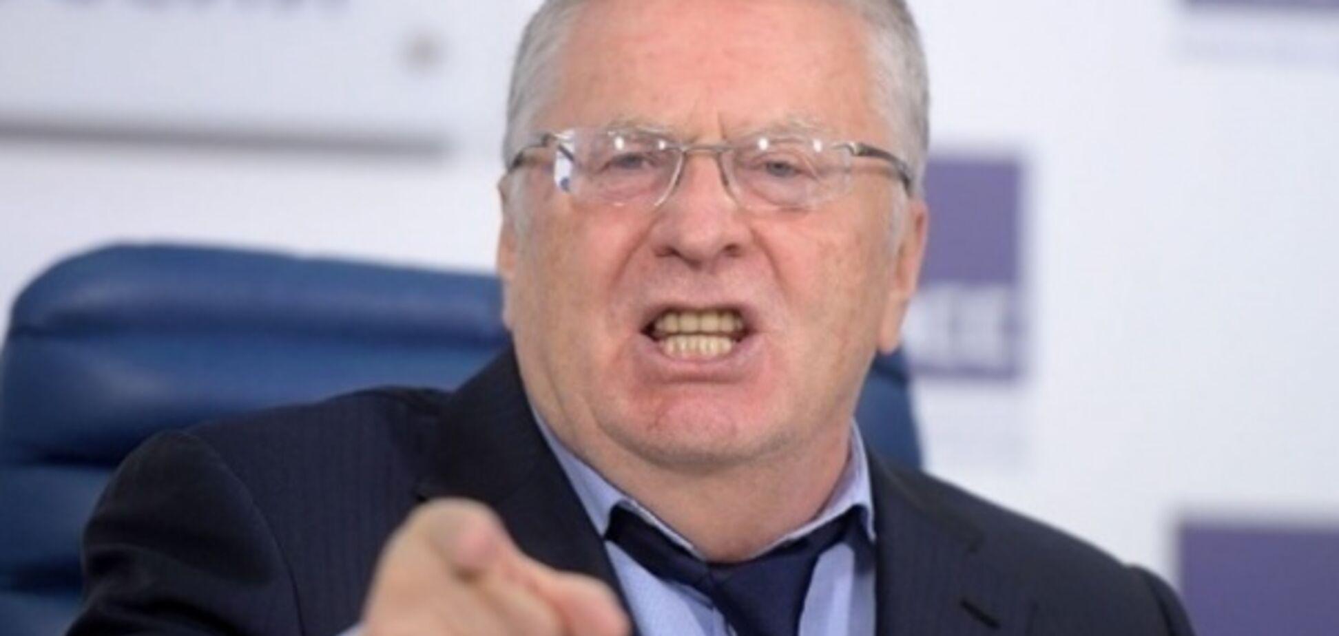 'Війська повільно рухаються!' Жириновський замарив початком наступу НАТО на Росію