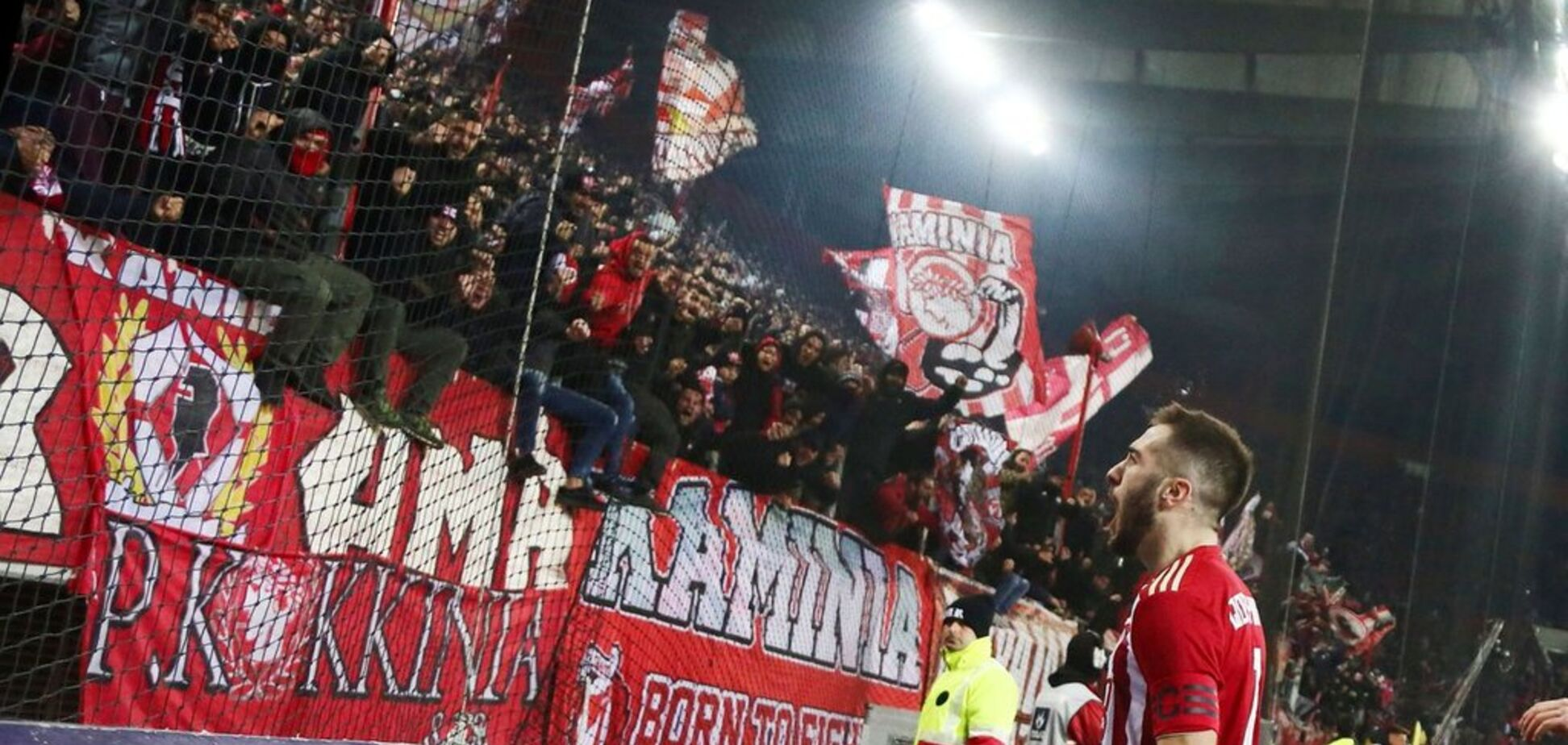 УЕФА закрыл глаза на провокации соперника 'Динамо'
