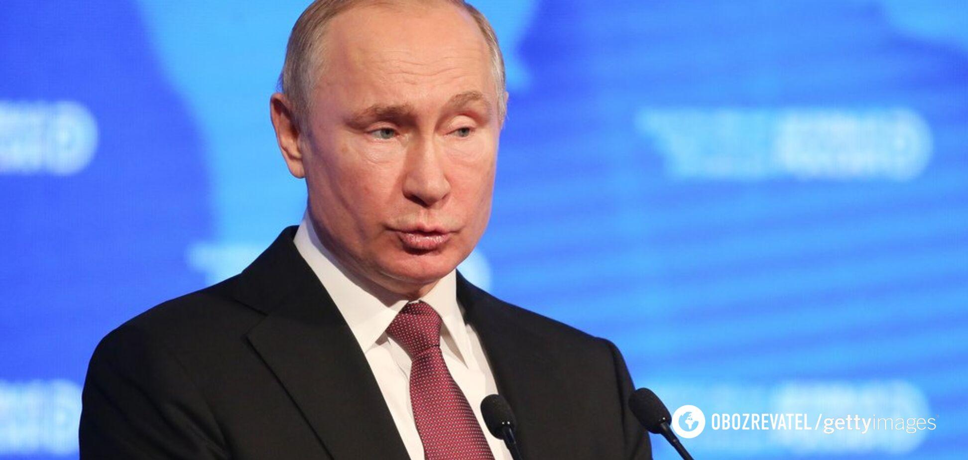 ''Долетит до Москвы за 10 минут'': Путин заявил о новой угрозе со стороны США