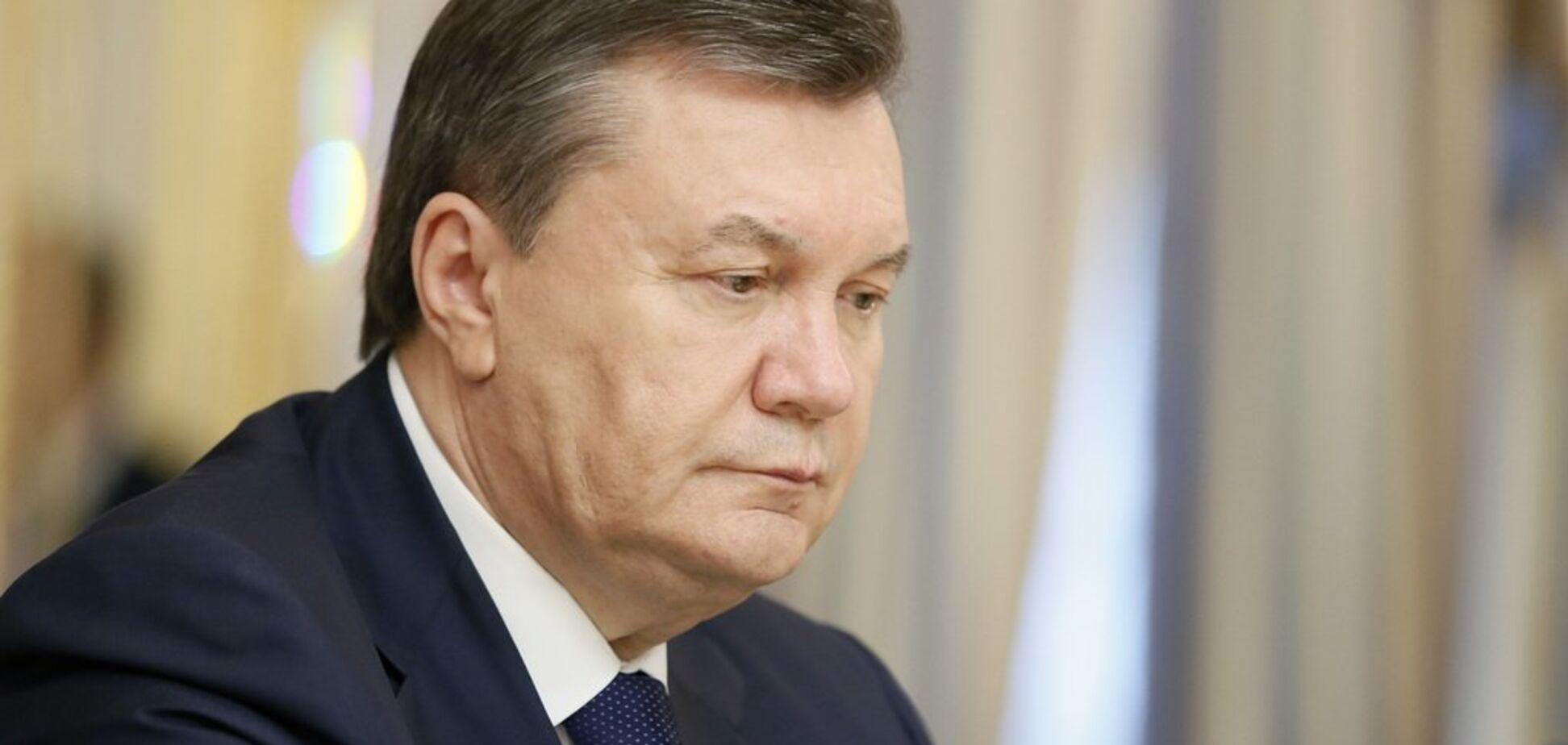 Конфіскувати не можна: в ГПУ вказали на прокол у справі Януковича
