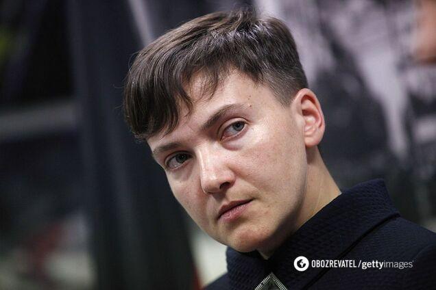 Надія Савченко хотіла зірвати вибори