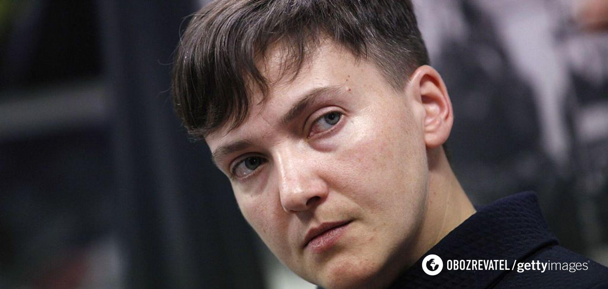 Команда Савченко хотіла здати Україну Росії: розкритий план
