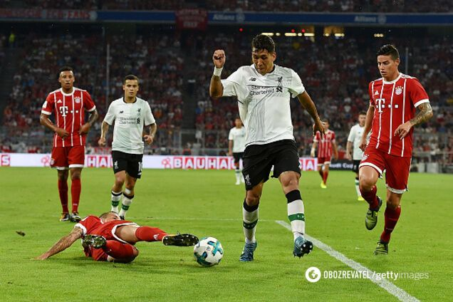 бавария ливерпуль онлайн Photo: Ливерпуль Бавария