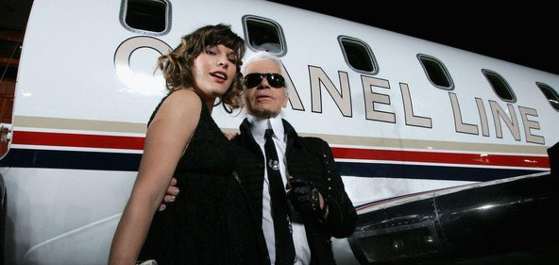 Карл Лагерфельд: кто из украинок был в жизни легендарного модельера Chanel