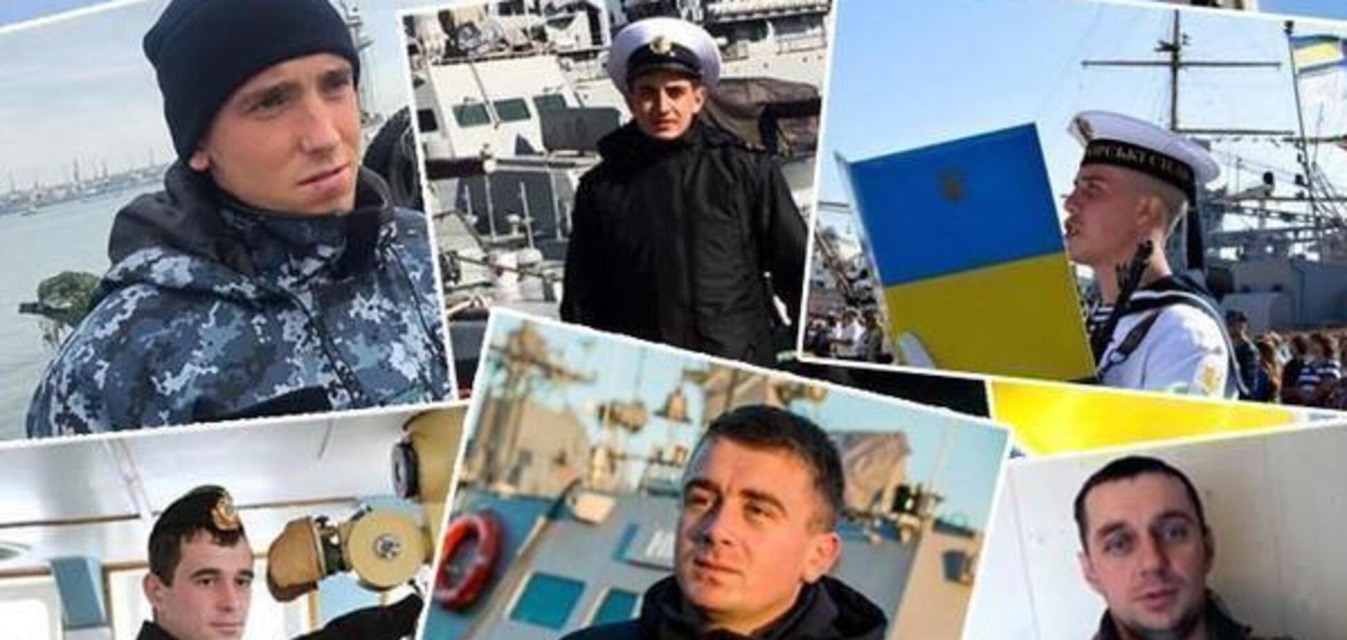 100 днів у полоні Росії: українці зворушливо підтримали захоплених моряків. Фото листів