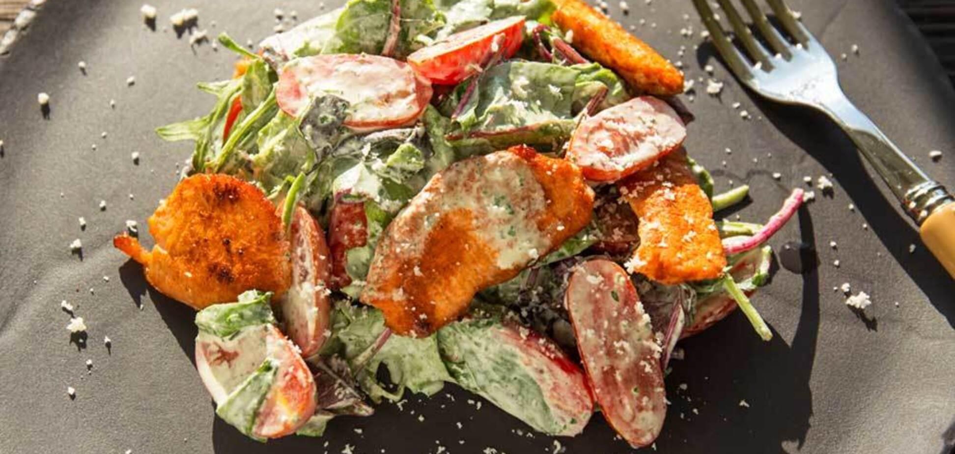 Что приготовить весной: топ-3 рецепта легких салатов