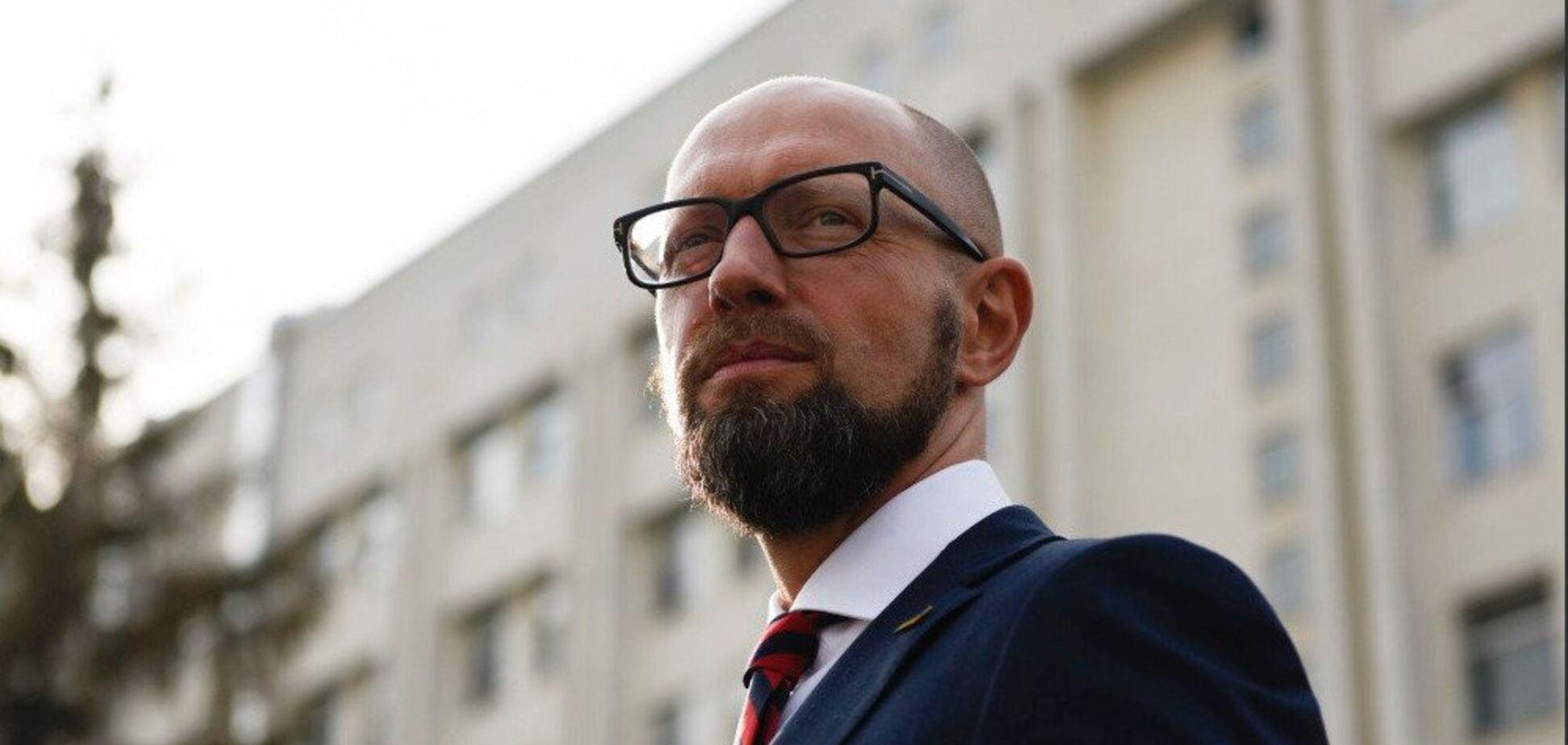 Яценюк визначився з участю у виборах президента України