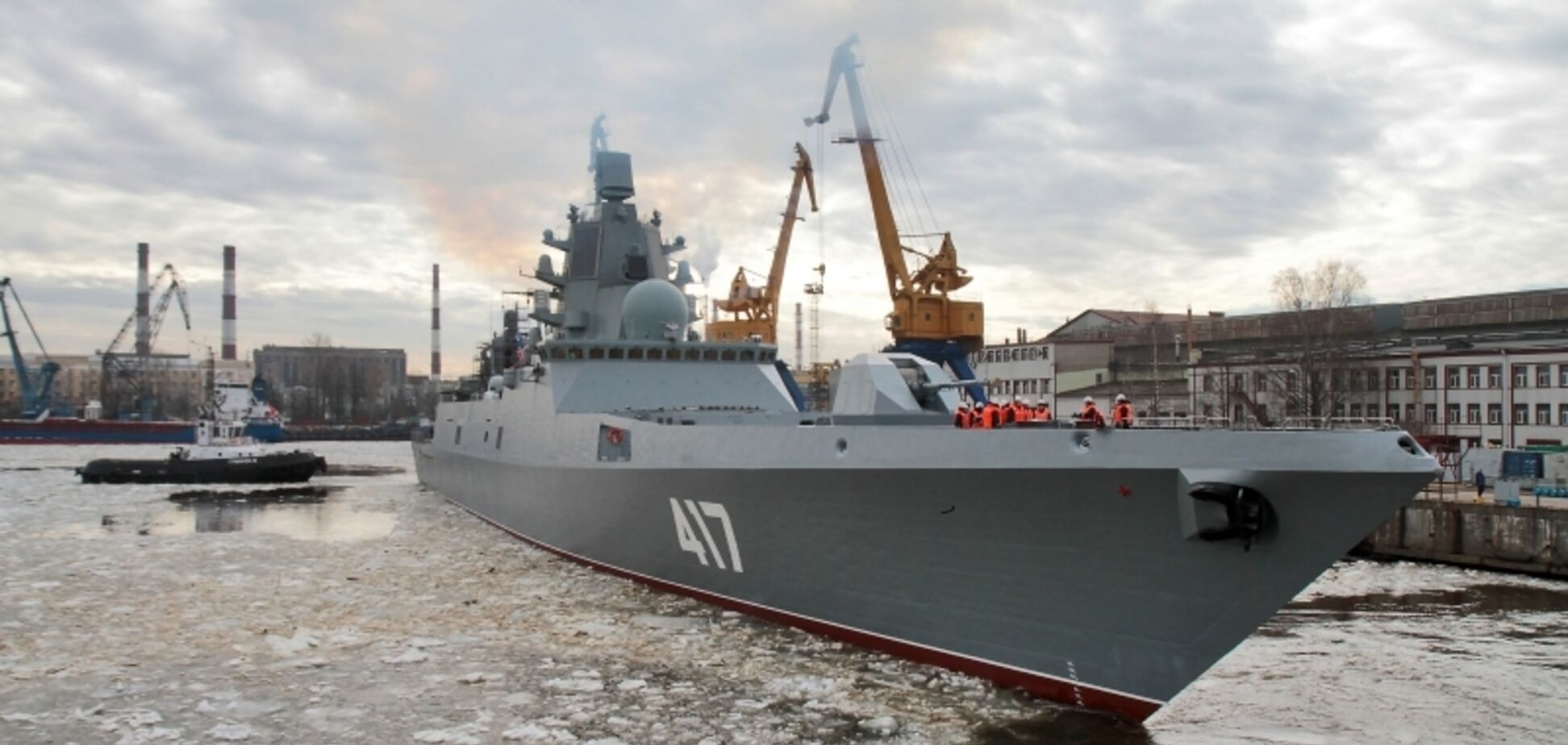 Викликає галюцинації і нудоту: флот Росії пригрозив небезпечною зброєю