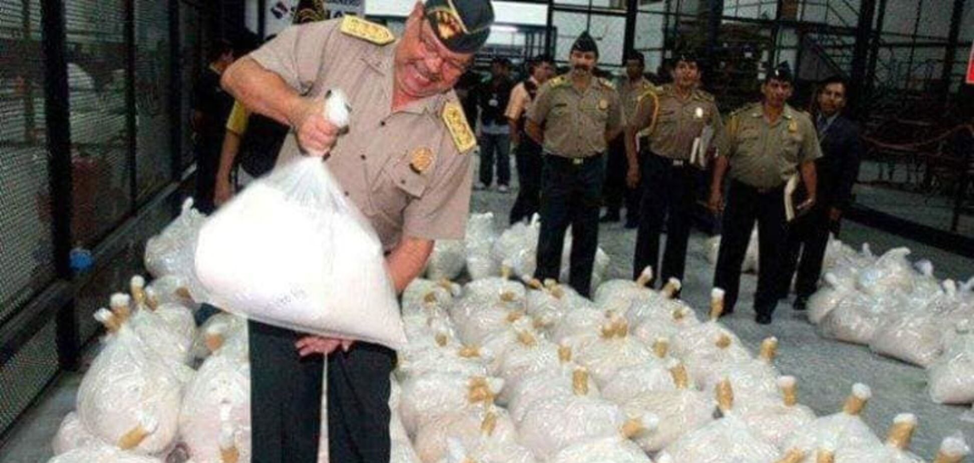 Москва опять вляпалась в кокаиновый скандал