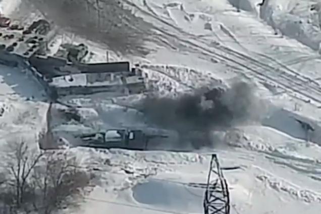 ЗСУ знищили терористів на Донбасі