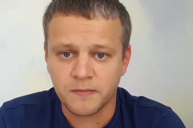 ''Мені огидно!''  Востріков після втрати сім'ї у Кемерово втік від Путіна