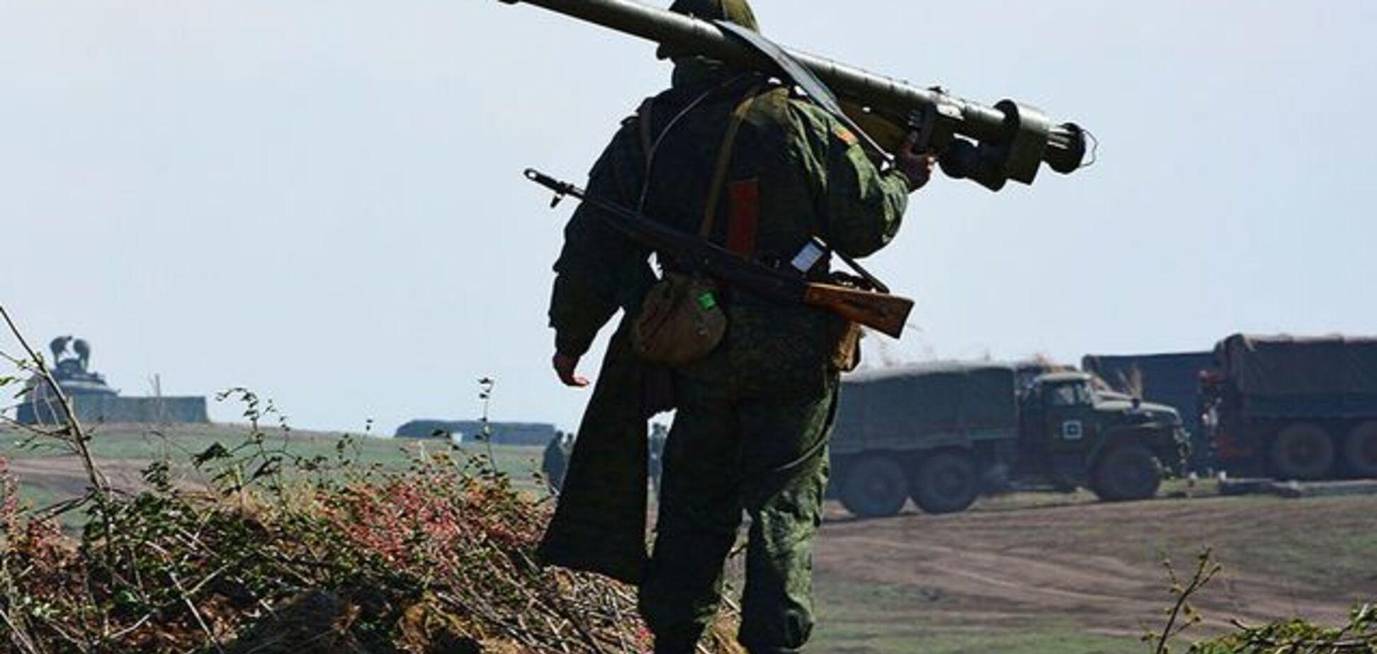 'Нех*й шастать!' Офіцер ЗСУ показав відео знищення 'небратів' на Донбасі