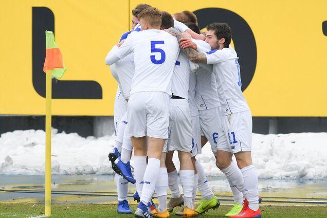 Динамо U19 - Ювентус U19