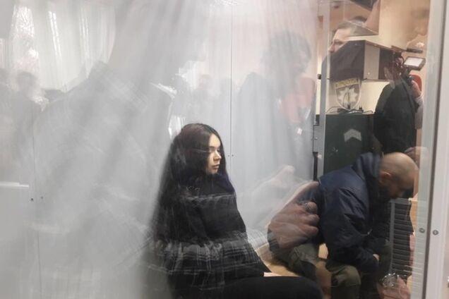 Зайцева и Дронов в суде
