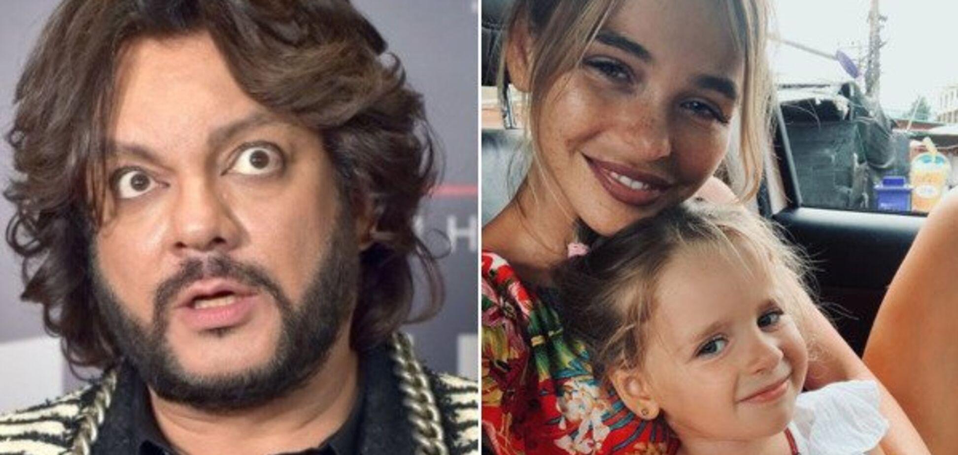 Кіркорову приписали таємну дитину від зірки 'Універу'