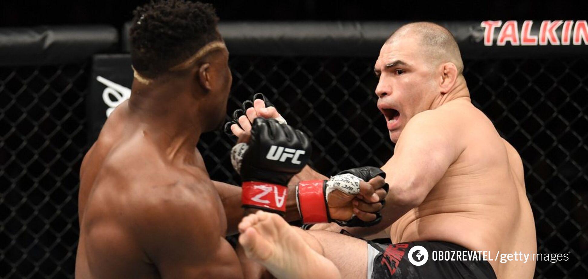 Бой в UFC закончился сенсационным нокаутом за 26 секунд - видеофакт