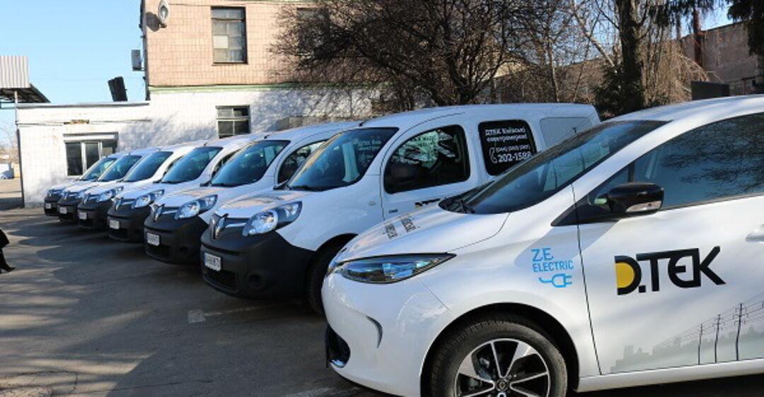 Электроуслуги киевлянам будут предоставлять на экологических электромобилях