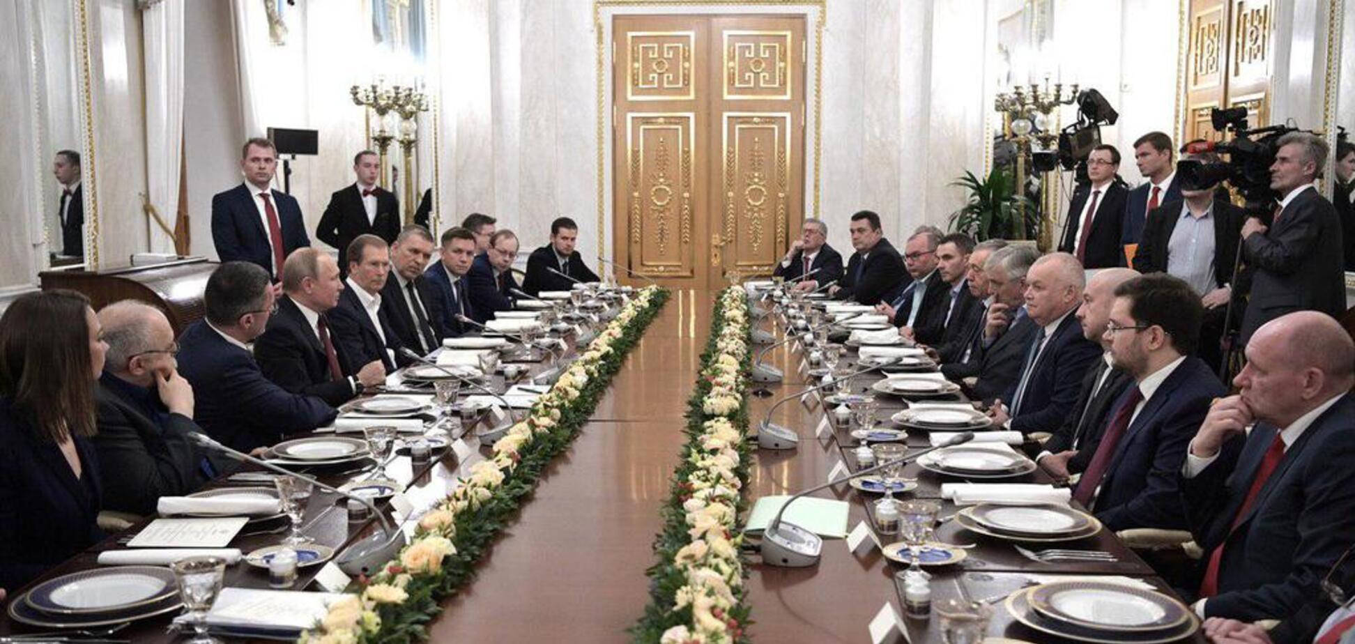 Путин и пропагандисты