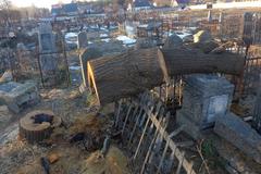 Еврейское кладбище в Черкассах