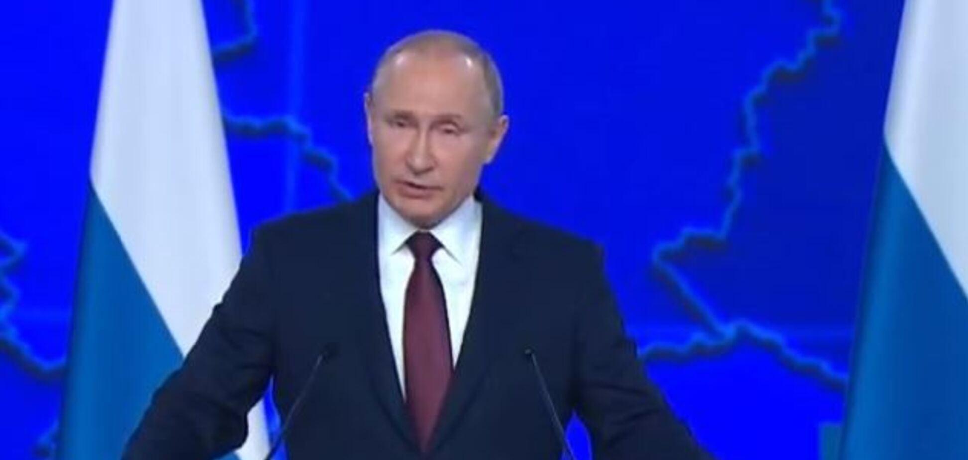 'Підрохкують!' Путін по-хамськи відгукнувся про прибічників США