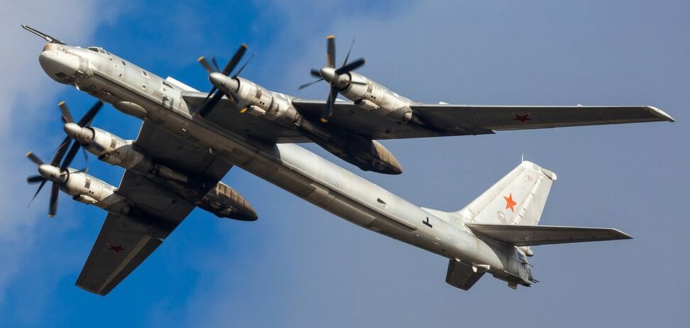 Путин послал ''ядерный'' бомбардировщик на Донбасс: выяснилась причина