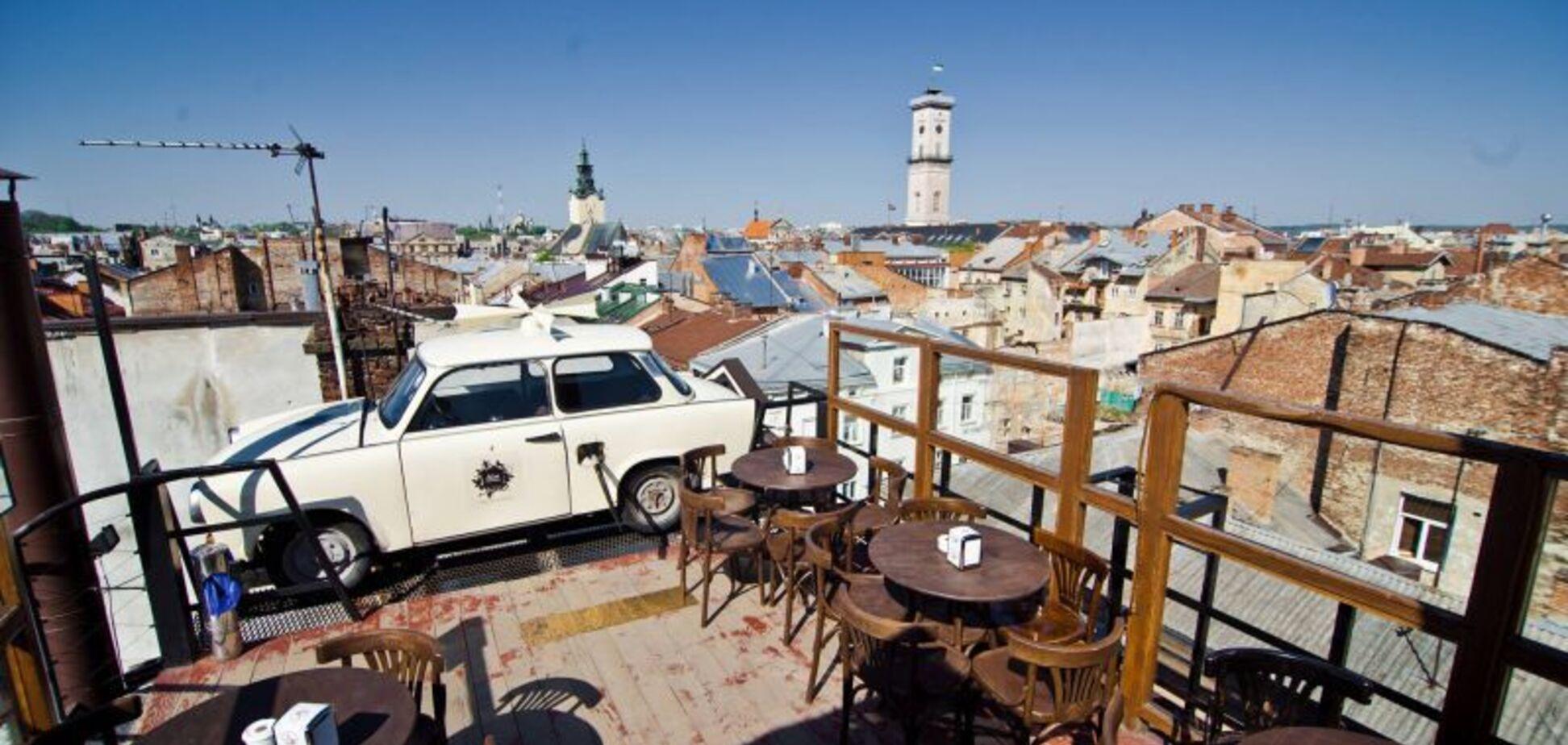 В Україні будуть паркуватися на дахах: що відомо