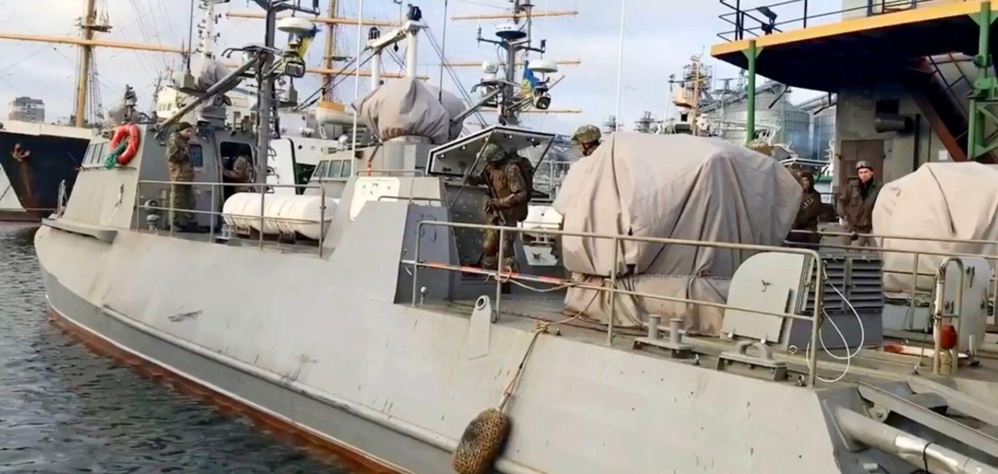 ФСБ приготовилась: в России заявили о походе военных кораблей Украины к Керченскому проливу
